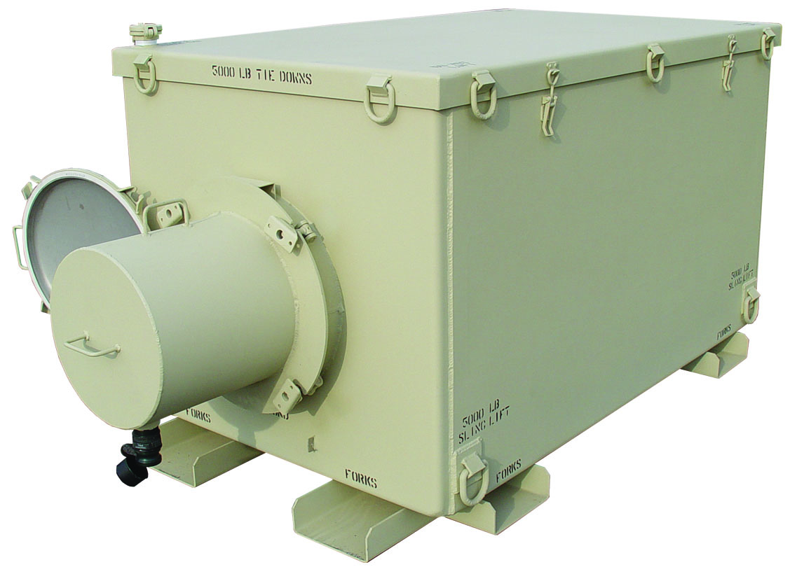 Fuel Bladder Containers