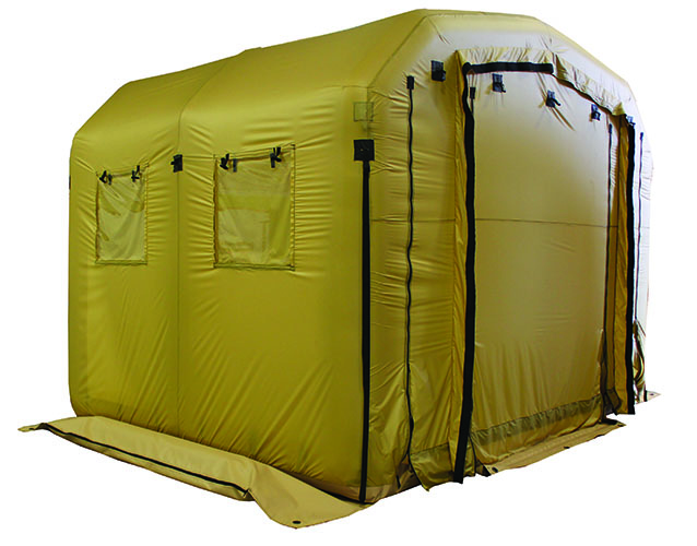 LIDS ™ Fully Enclosed Decon Shelters