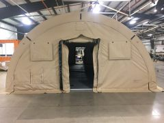 Dynamic Small Shelter