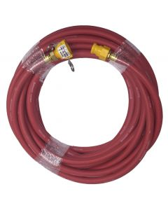 Hose Red Supply 50 Ft (CST & Em)