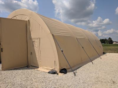 Wel-Fab Inc. Introduces New Line Of Rigid Shelter Systems